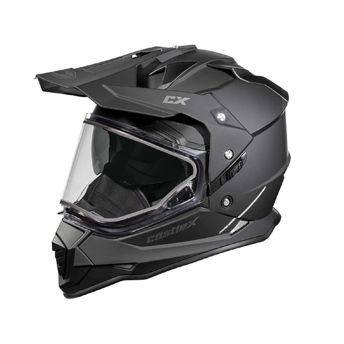 Castle X Snowmobile Helmet