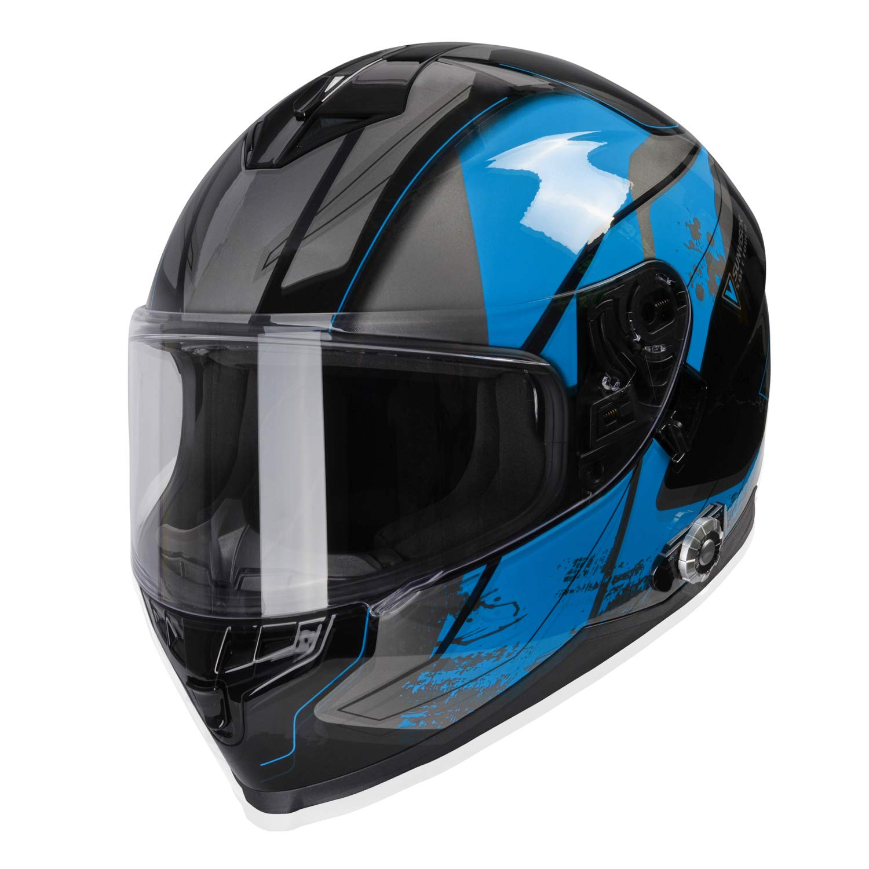 FreedConn Bluetooth Helmet