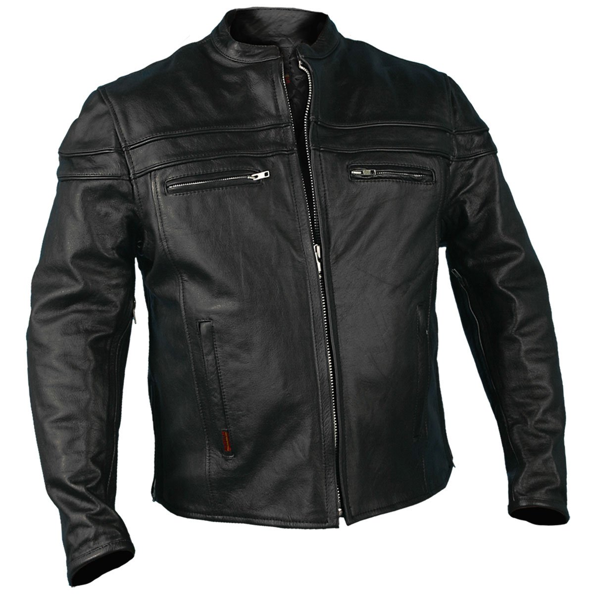 Hot Leathers Men's Heavyweight Leather
