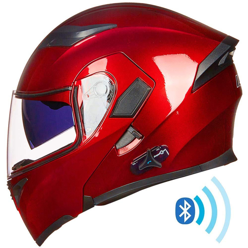 ILM Helmet With Bluetooth