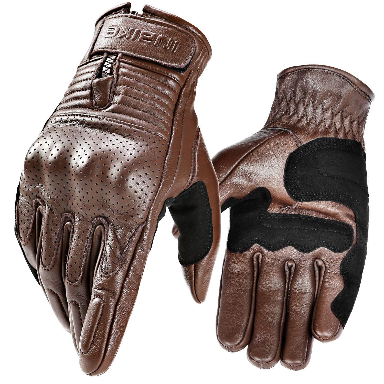 Inbike Genuine Leather