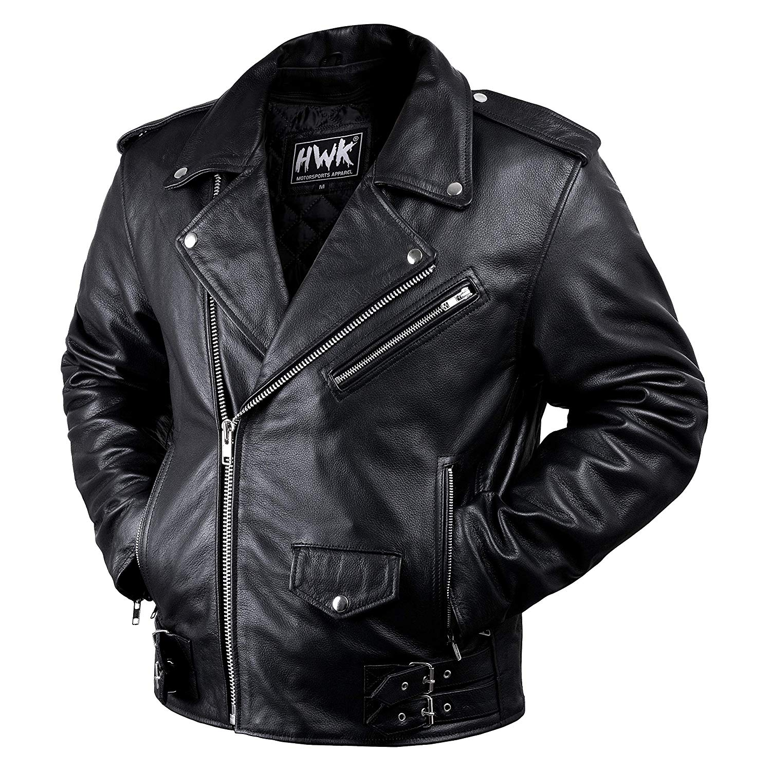 Leather Vintage Brando Best Motorcycle Jackets