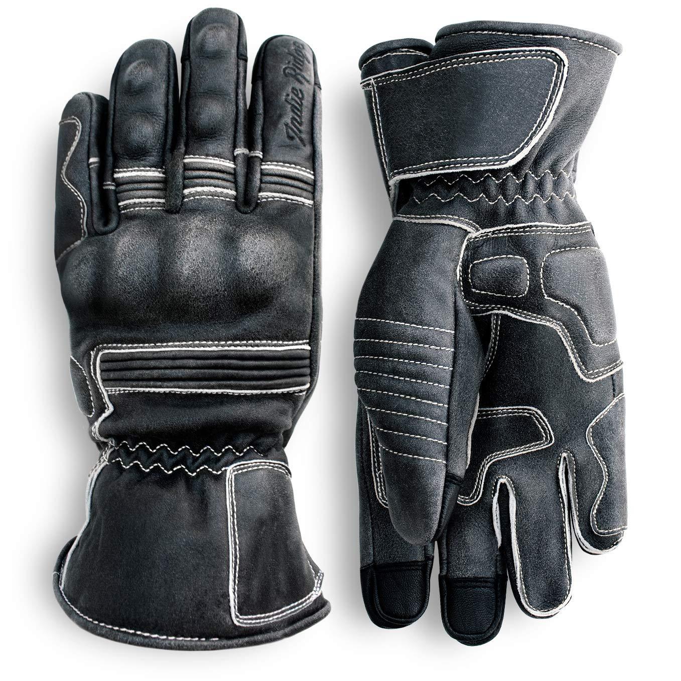 Pre-Weathered Premium Leather