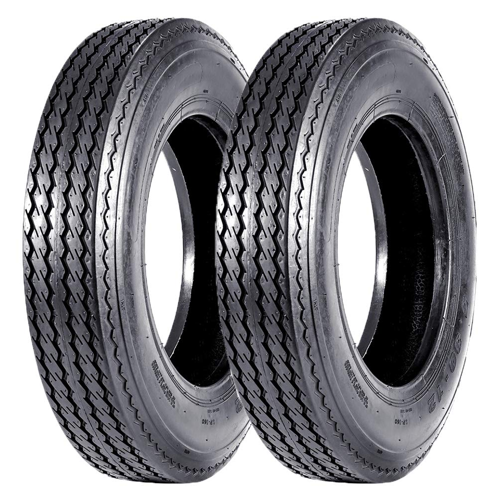 Vanacc Highway Boat Trailer Tires