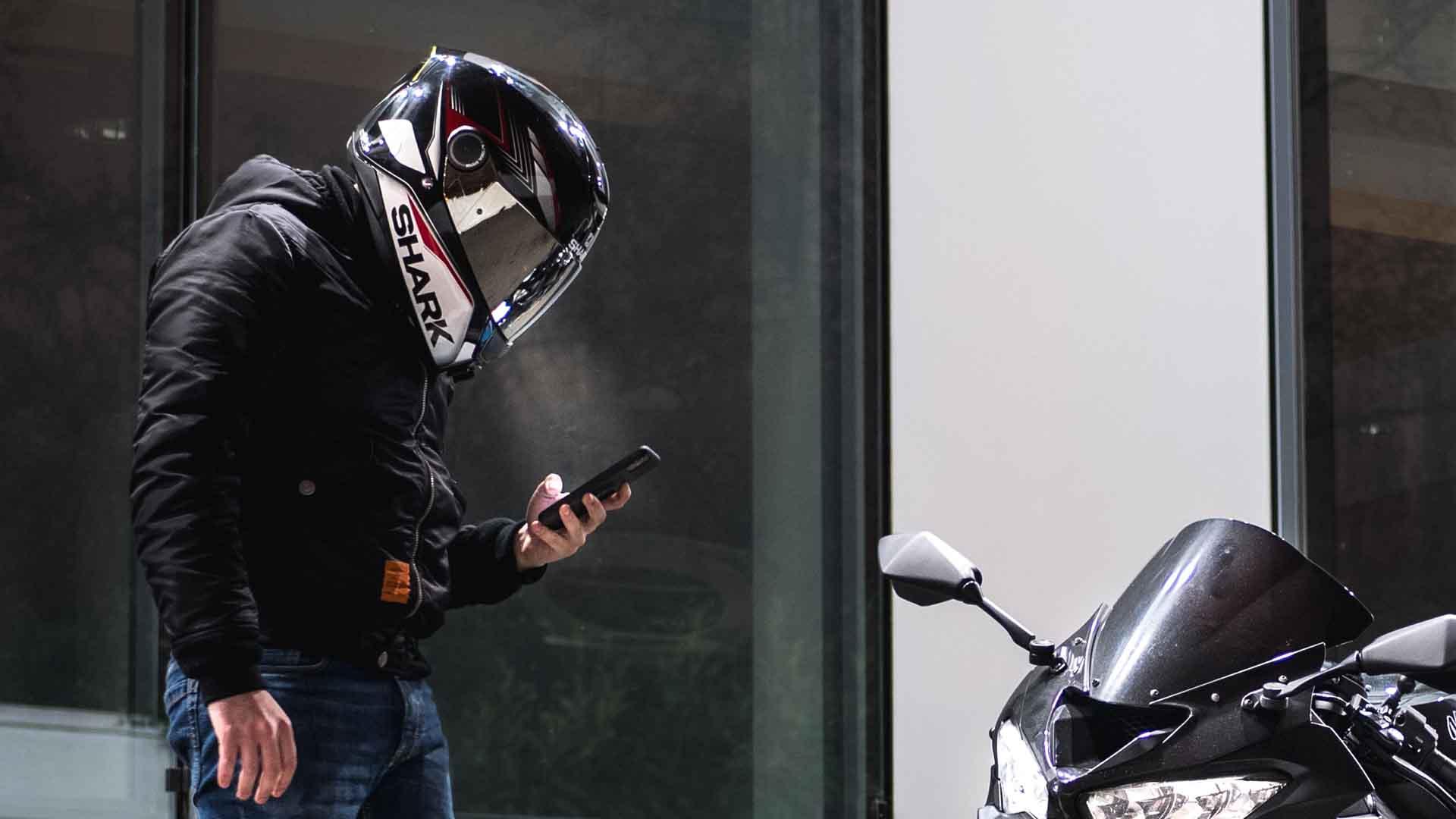 best bluetooth motorcycle helmets