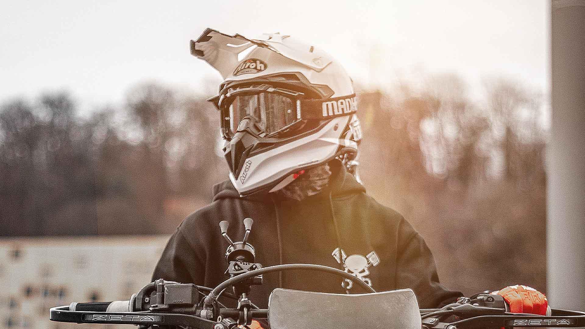 best dual sports helmets