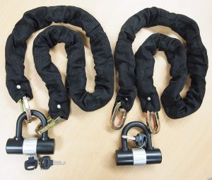 48-Inch Padlock Chain