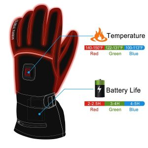 Heat Warmer Gloves
