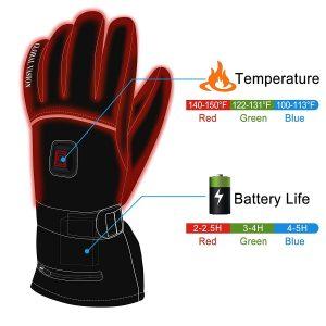 Heat Warmer Gloves