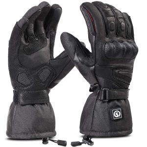 Heated Gloves for Men & Women