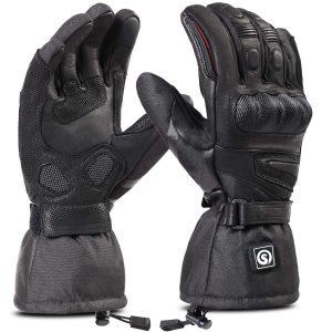 Heated Gloves for Men & Women
