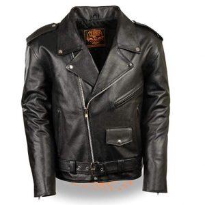 Milwaukee Best Leather Motorcycle Jacket