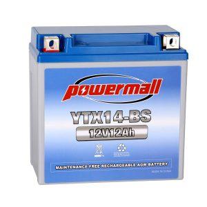 Powermall YTX14-BS