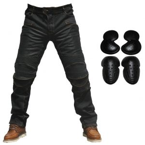 Takuey Motorcycle Riding Jeans