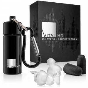 Vital HD Best Motorcycle Ear Plug