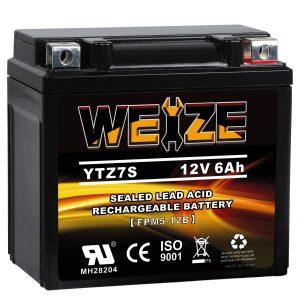 Weize YTZ7S-BS