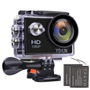 Yelin Action Camera