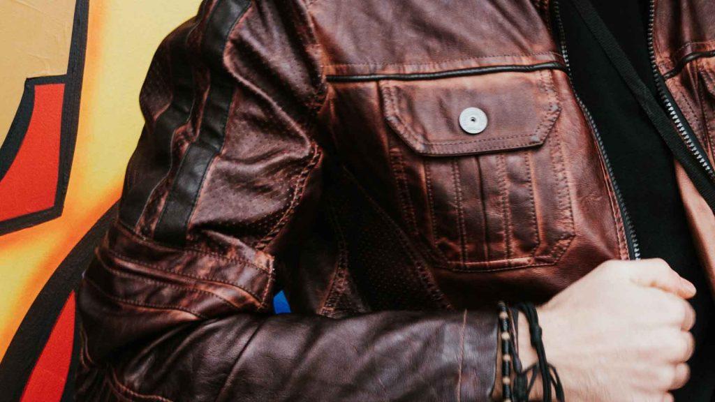 best leather motorcycle jacket