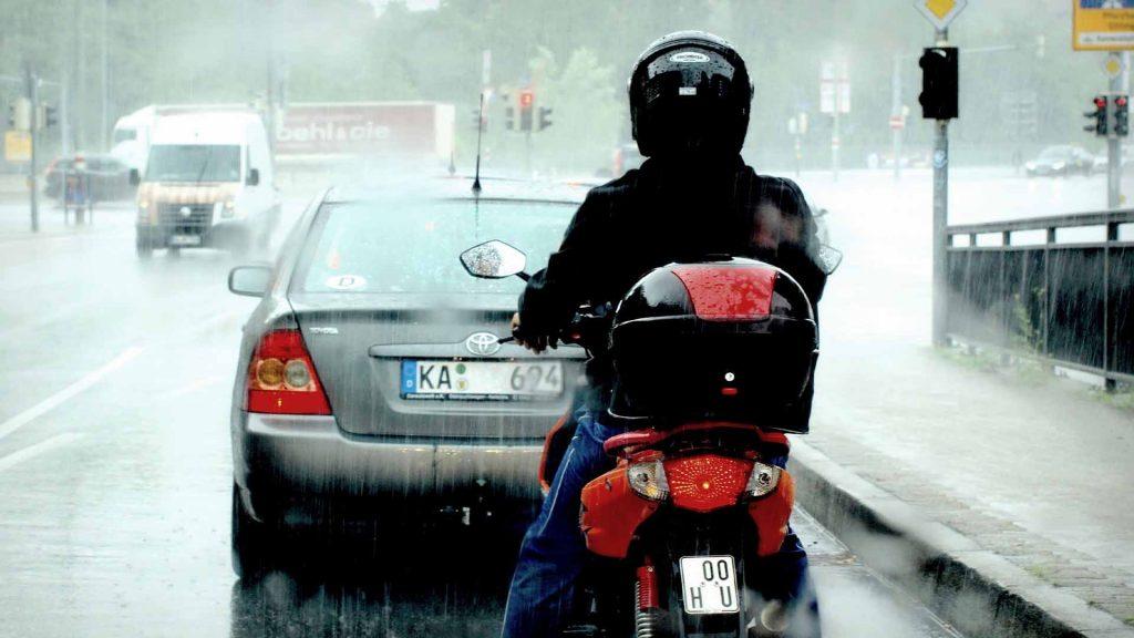 best motorcycle rain gear